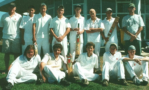 2000/01 Moonee Valley Under 16s