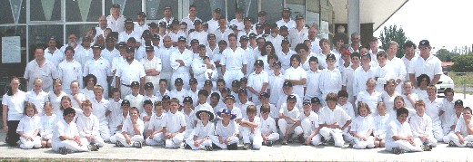 Our full MVCC club photo - 2004/05